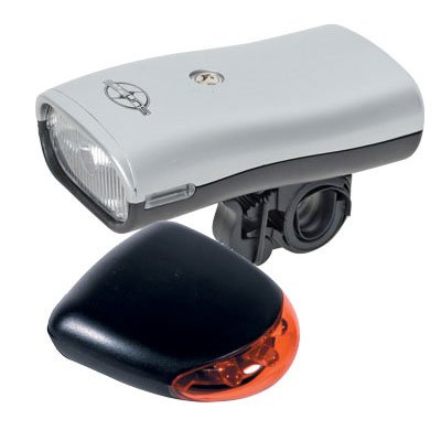 Sunlite Bicycle Headlight/Taillight Combo HL-K800, TL-L300