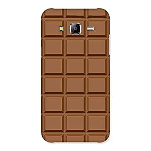 Special Classic Chocolate Back Case Cover for Samsung Galaxy J5