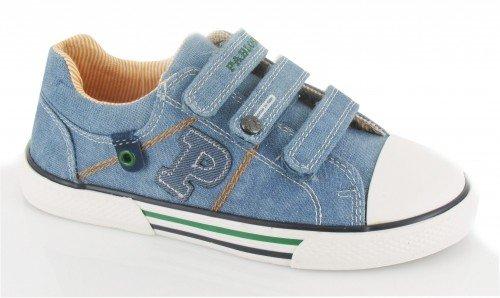 Pablosky, Pantofole bambini Blu Azul tejano