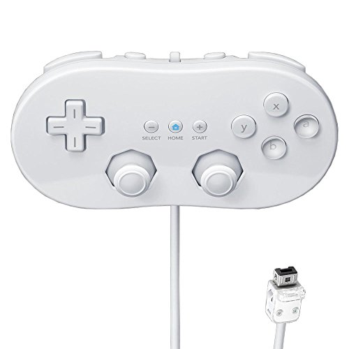 Zettaguard Classic Controller for Nintendo Wii (Control Wii Classic compare prices)