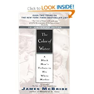 a literary analysis of the color of water by james mcbride