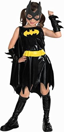 Batgirl Costumes for Girls