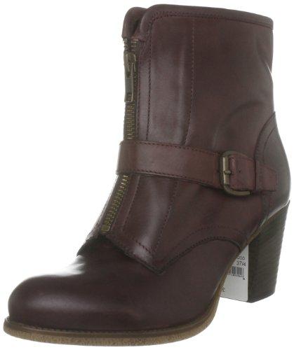 Dune Women's Ra Ra D Oxblood Boots A11L/Le15/Lbc0154 8 UK