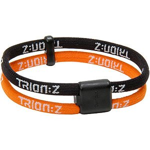 Trion:Z Dual Loop Magnetic/Ion Bracelets
