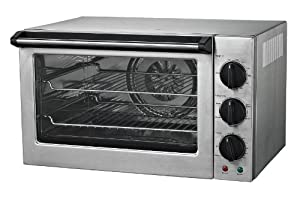 Solo S2000 Extra Large Professional Countertop Convection Oven 1.5 Cu. Ft. Stainless Steel... by SOLO