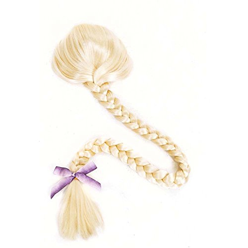 Long Tower Princess Wig Child Costume Accessory