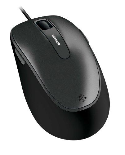 【Amazonの商品情報へ】マイクロソフト ブルートラック マウス Comfort Mouse 4500 ダーク グレー 4FD-00007