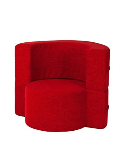 Aramis Feelings Sillón Mini Macaron Rojo