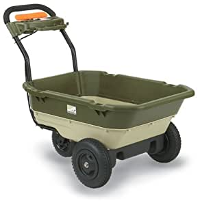 Neuton 22721 12-Volt 2-Speed Self-Propelled Battery-Powered Electric 5-Cubic Foot Garden Cart with 200-Pound Capacity (Discontinued by Manufacturer)