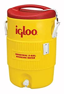 Igloo 451 5 Gallon Industrial Water Cooler - 400 Series