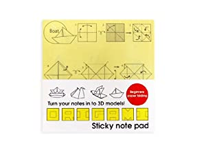 SUCK UK Origami Sticky Notes