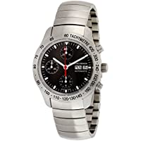 Porsche Design Black Chronograph Dial Automatic Mens Watch (Stainless Steel)