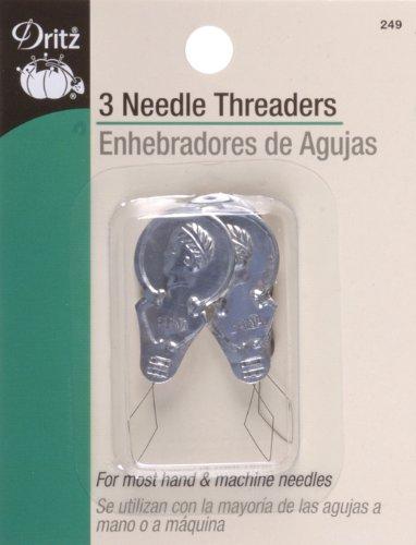 Dritz 249 Needle Threaders (3-Count)