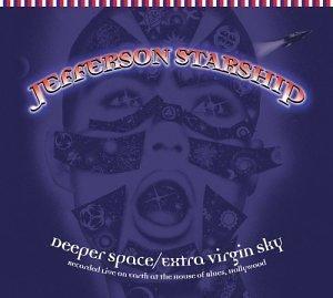 Jefferson Starship - Deeper Space / Extra Virgin Sky - Zortam Music