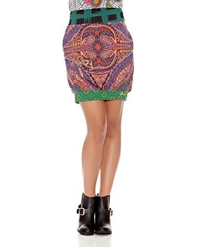 Desigual Falda Celia Multicolor