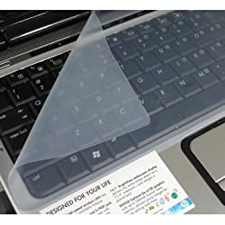 Keyboard Cover Skin Protector for Mac HP DELL Sony Laptops -