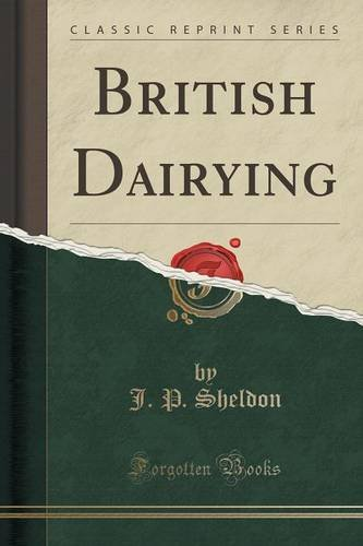 Productive Dairying (Classic Reprint)