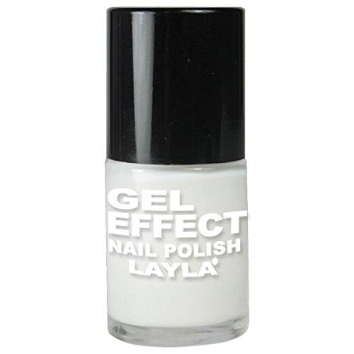 Smalto Gel Effect Tonalità 01 Purity