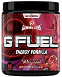 Gamma Enterprises G Fuel Nutrition Supplement, Fazeberry, 280 Gram