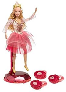 "Barbie in The 12 Dancing Princesses: Interactive Princess Genevieve ""Let's Dance"" Doll"