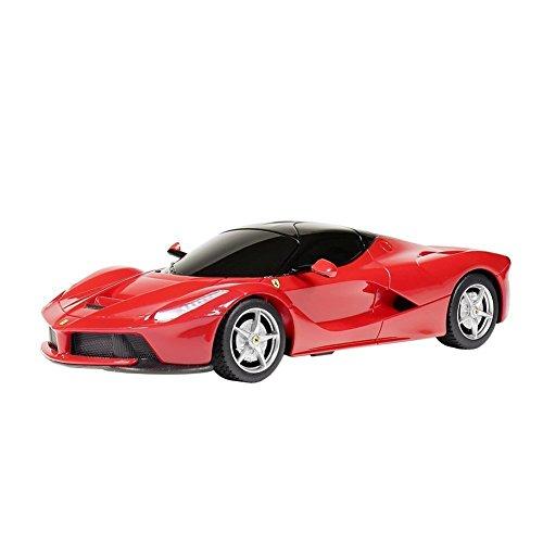 rastar-ferrari-laferrari-radio-remote-control-sport-racing-car-rc-1-24-scalered