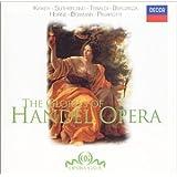 The Glories of Handel Opera ~ Kirkby · Sutherland · Tebaldi · Berganza · Horne · Bowman · Pavarotti