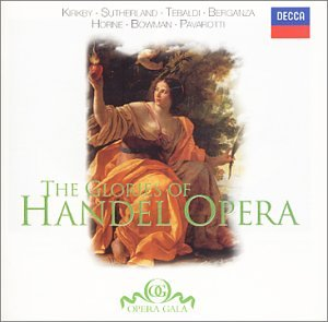 Glories of Handel Opera