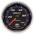 Auto Meter 6121 Cobalt Mechanical Oil Pressure Gauge
