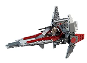LEGO Star Wars 6205: V-wing Fighter