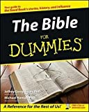 img - for Jeffrey C. Geoghegan: The Bible for Dummies (Paperback); 2002 Edition book / textbook / text book