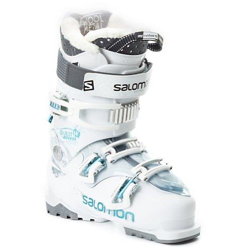 topmærker engros online på udsalg Salomon Quest Access 50 W Womens Ski Boots 2014 24 5 ...