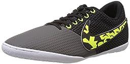 Men\'s Nike Elastico Pro III IC Black/Volt/White Size 10 M US