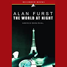 The World at Night: Jean Casson Series Audiobook by Alan Furst Narrated by George Guidall