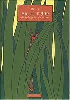 Article 309 du code pénal du jardin © Amazon