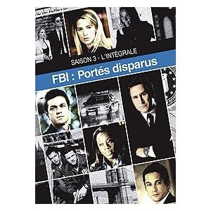 FBI : Portés disparus - Saison 3, Coffret 4 DVD
