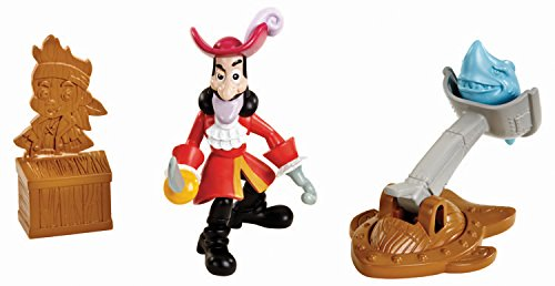 Fisher-Price Jake and The Never Land Pirates: Hook's Shark Slinger Toy