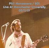 Live at Manchester University