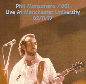 801 - Live at Manchester University - Zortam Music