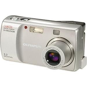 Olympus D540 3.2 MP Digital Camera with 3x Optical Zoom