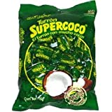 SUPER TURRON SUPERCOCO ALL NATURAL COCONUT CANDY 50 COUNT by Supercoco (Tamaño: 10.6 OZ)
