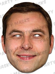 David Walliams Celebrity Face Mask