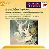 Tod/Verklarung/Sinfonia Domest