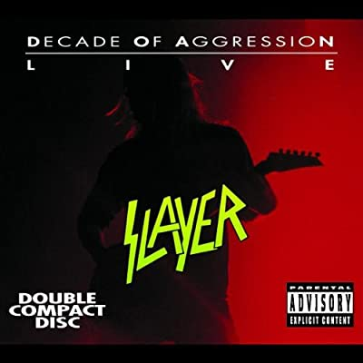 Live: Decade of Agression