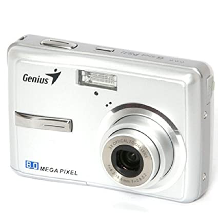 Genius-G-Shot-P831-Digital-Camera