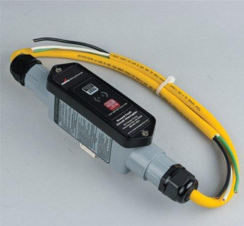 Cooper Wiring Devices Gfi22A4Nn Gfci Port 25'12/3 Crd 20A 240V W/Fl Auto