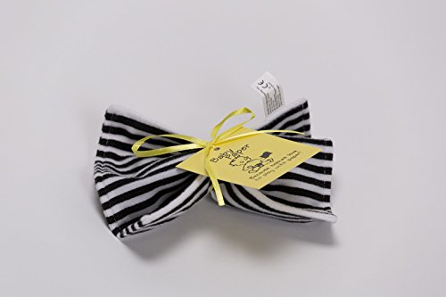 Baby Paper - Crinkly Baby Toy - Black & White Stripe - 1