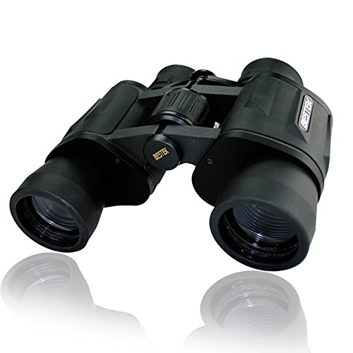 Bestek High-Powered 8X40Mm Binoculars With Protective Covers And Carrying Case Btb8 X 40