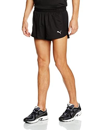 Puma Short Entrenamiento Re Split Negro