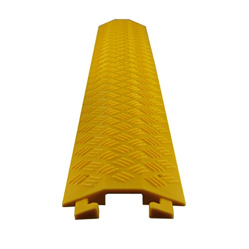 pyle-heavy-duty-modular-drop-over-cable-hose-protector-ramp-2000-lbs-max-drops-over-and-covers-wires