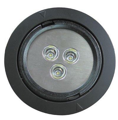 Hera Lighting Hlarfled 5500Bl Premium Led Spot Light - Black